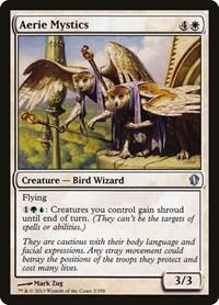 Aerie Mystics, Magic: The Gathering, Commander 2013