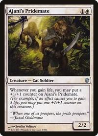 Ajani's Pridemate, Magic: The Gathering, Commander 2013