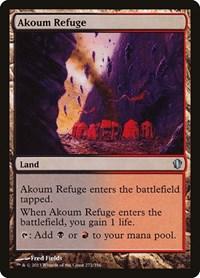 Akoum Refuge, Magic: The Gathering, Commander 2013