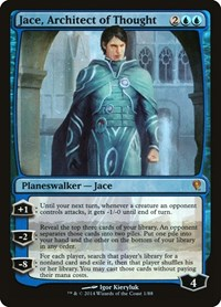 Jace, Architect of Thought, Magic: The Gathering, Duel Decks: Jace vs. Vraska