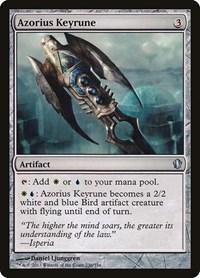 Azorius Keyrune, Magic, Commander 2013