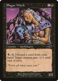 Plague Witch, Magic: The Gathering, Nemesis