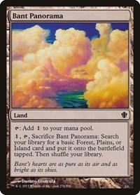 Bant Panorama, Magic: The Gathering, Commander 2013