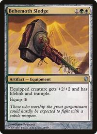 Behemoth Sledge, Magic: The Gathering, Commander 2013