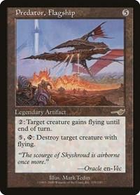 Predator, Flagship, Magic: The Gathering, Nemesis