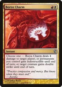 Boros Charm, Magic: The Gathering, Commander 2013