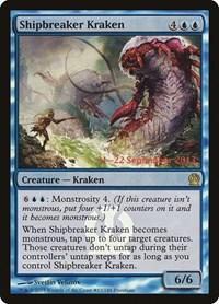 Shipbreaker Kraken, Magic: The Gathering, Prerelease Cards