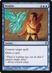 Dismiss, Magic: The Gathering, Commander 2013