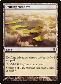 Drifting Meadow, Magic: The Gathering, Commander 2013