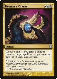 Dromar's Charm, Magic: The Gathering, Commander 2013