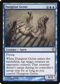 Dungeon Geists, Magic: The Gathering, Commander 2013