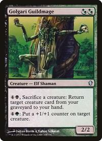 Golgari Guildmage, Magic: The Gathering, Commander 2013