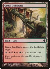 Gruul Guildgate, Magic: The Gathering, Commander 2013