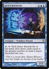 Jace's Archivist, Magic, Commander 2013