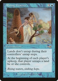 Rising Waters (Foil)