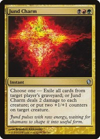 Jund Charm, Magic: The Gathering, Commander 2013