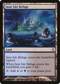 Jwar Isle Refuge, Magic: The Gathering, Commander 2013