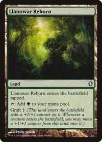 Llanowar Reborn, Magic, Commander 2013