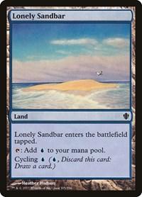 Lonely Sandbar, Magic: The Gathering, Commander 2013