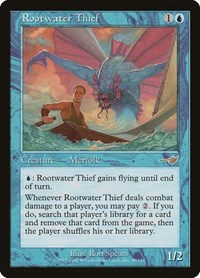 Rootwater Thief (Foil)