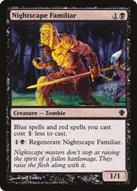 Nightscape Familiar, Magic: The Gathering, Commander 2013