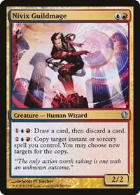Nivix Guildmage, Magic: The Gathering, Commander 2013
