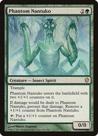 Phantom Nantuko, Magic: The Gathering, Commander 2013