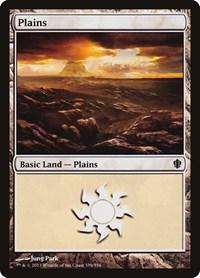 Plains (339), Magic: The Gathering, Commander 2013