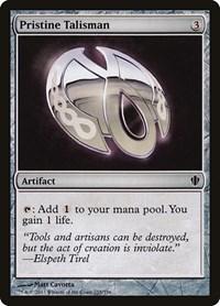 Pristine Talisman, Magic: The Gathering, Commander 2013