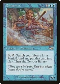 Seahunter, Magic: The Gathering, Nemesis