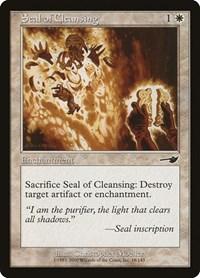 Seal of Cleansing, Magic, Nemesis