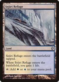 Sejiri Refuge, Magic: The Gathering, Commander 2013