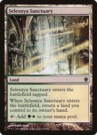 Selesnya Sanctuary, Magic: The Gathering, Commander 2013