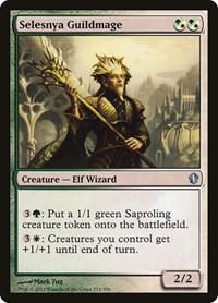 Selesnya Guildmage, Magic: The Gathering, Commander 2013