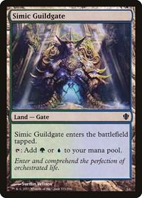Simic Guildgate, Magic: The Gathering, Commander 2013