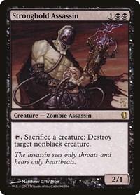 Stronghold Assassin, Magic, Commander 2013