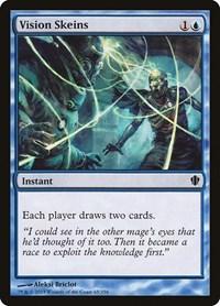 Vision Skeins, Magic: The Gathering, Commander 2013