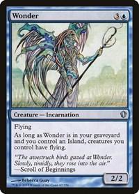 Wonder, Magic: The Gathering, Commander 2013