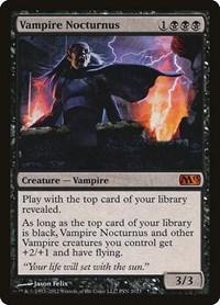 Vampire Nocturnus, Magic: The Gathering, Media Promos