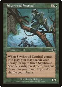 Skyshroud Sentinel, Magic, Nemesis