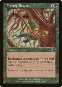 Treetop Bracers, Magic: The Gathering, Nemesis