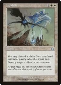 Abolish, Magic, Prophecy