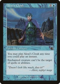 Alexi's Cloak, Magic: The Gathering, Prophecy