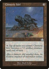 Chimeric Idol, Magic: The Gathering, Prophecy
