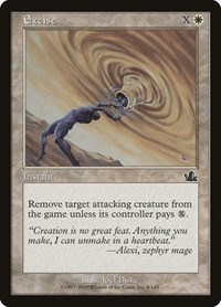 Excise, Magic: The Gathering, Prophecy