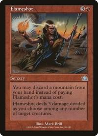Flameshot, Magic: The Gathering, Prophecy