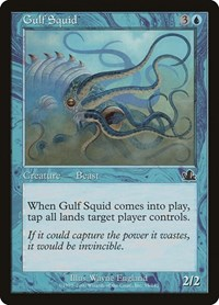 Gulf Squid, Magic: The Gathering, Prophecy