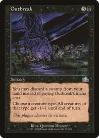 Outbreak, Magic, Prophecy
