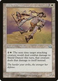 Shield Dancer, Magic: The Gathering, Prophecy