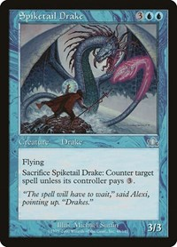 Spiketail Drake, Magic: The Gathering, Prophecy